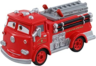 Tomica Disney Pixar Cars Red Fire Engine C-07 (Japan) by Takara Tomy