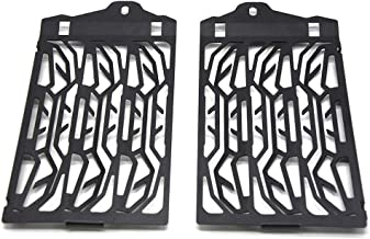 2PCS Radiator Grille Guard Protector Stainless Steel Protective Cover for BMW R1200GS/LC 2013 2014 2015 2016 R1200GS ADV 2013 2014 2015 2016 2017 2018(Black)
