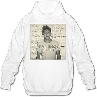 Niall This Town Horan Men's Fleece Hoodie Adult Sweater