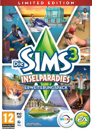 Die Sims 3: Inselparadies - Limited Edition (Add-On) [AT PEGI]