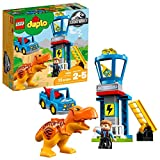 LEGO DUPLO Jurassic World T. rex Tower 10880 Building Blocks (22 Pieces) (Discontinued by Manufacturer)