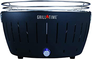 Lotus Grill Time Tailgater GTX XL Starter Pack-Gray Grill