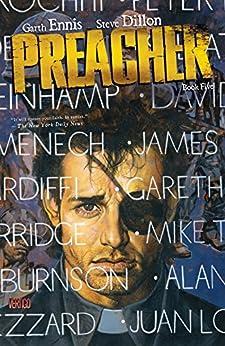 Preacher: Book Five by [Garth Ennis, Steve Dillon]