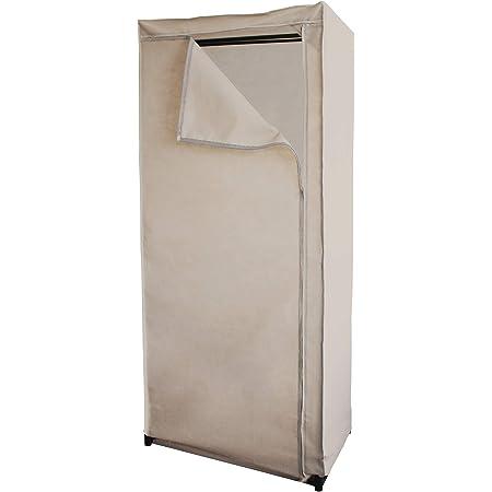 Box and Beyond 34116 Panier, Acier Inoxydable, Blanc, 40cm x 10cm x 15cm