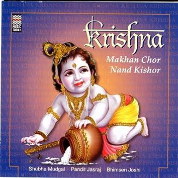 Krishna - Makhan Chor Nand Kishor