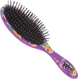 Wetbrush Original Detangler Happy Pineapple Detangle Hair Brush, Pineapple, Regular, 110 g