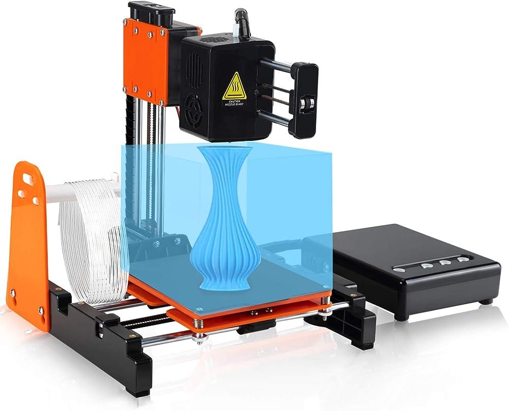 Stampante 3d mini dimensioni di stampa 100 x 100 x 100 mm, filamento 1,75 mm YLY-ZQ-BILRI0044EU00