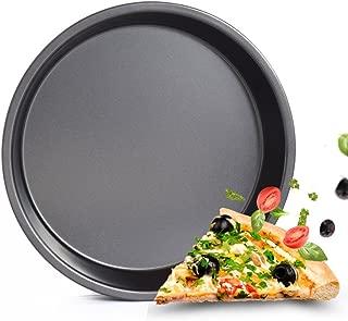 lYonge 12 Pizza Pan Professional Premium Deep Dish Non-Stick Bakeware 12-Inch