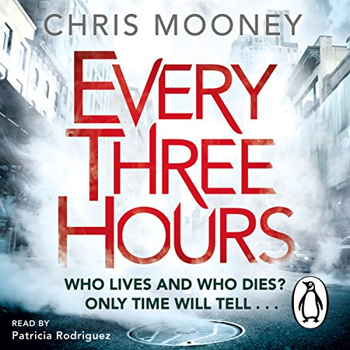 Every Three Hours audiobook cover art