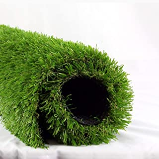 LITA Premium Artificial Grass 4' x 6' (24 Square Feet) Realistic Fake Grass Deluxe Turf Synthetic Turf Thick Lawn Pet Turf -Perfect for Indoor/Outdoor Landscape - Customized