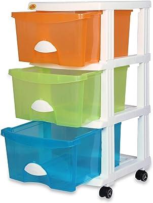 National Store-IT 190 Multipurpose Storage Drawer, Multicolor