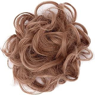Iusun Easy-to-Wear Stylish Hair Circle Women Girls Hair Circle Elastics Ponytail Holder Hair Bands Ties Shrink Hair Care Accessory Decoration