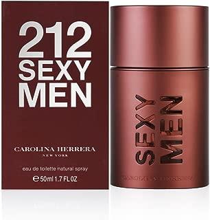 212 Sexy by Carolina Herrera - perfume for men - Eau de Toilette, 50ml