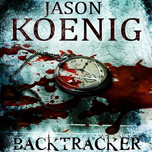 Backtracker audiobook cover art