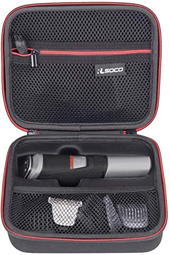 RLSOCO Carrying Case for Philips Multigroom Series 5000 11-in-1 Face, Hair & Body Trimmer MG5730/15,MG5760, Philips N...