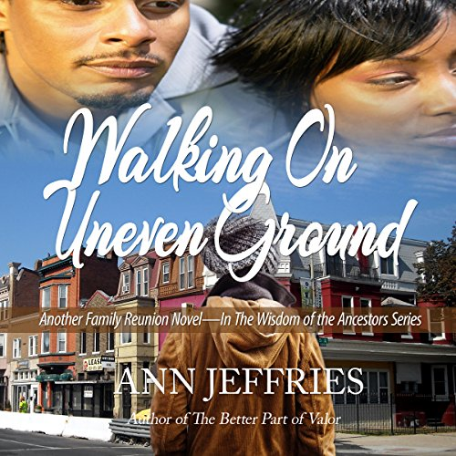 Walking on Uneven Ground audiobook cover art