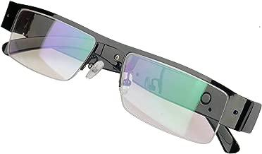 HD 1080P Clear Eye Glasses Covert Hidden Camera WiFi IP by StuntCams