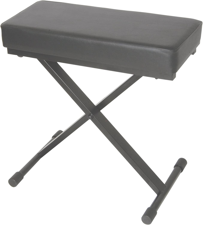 Deluxe Keyboard Bench - Multi-height adjustment - 180.149UK