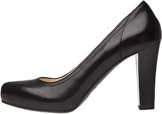 NEROGIARDINI E011002DE Zapatos De Salón Mujer De Piel