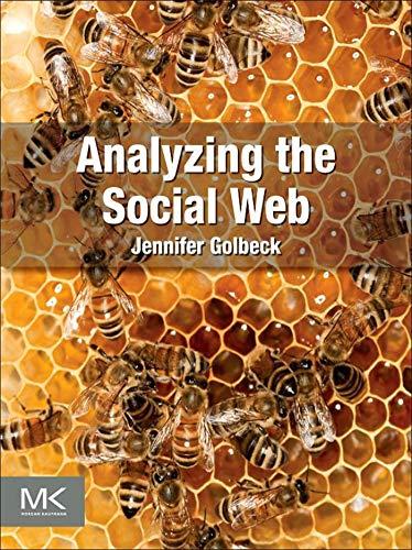 Analyzing the Social Web (English Edition)