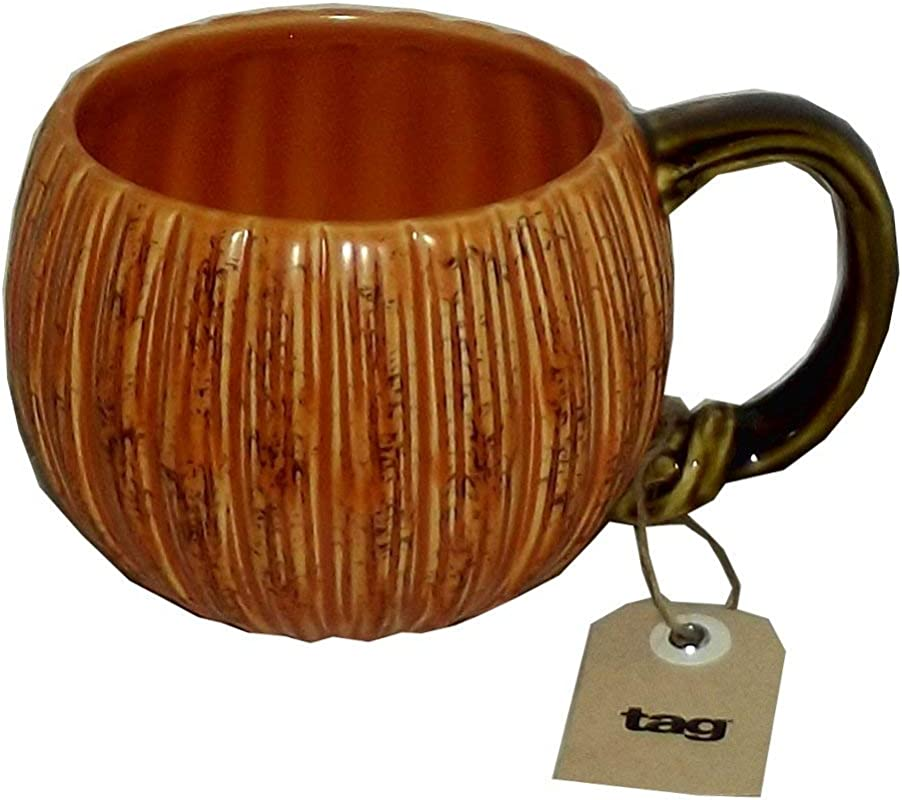 Tag Harvest Pumpkin Mug 20 Ounces