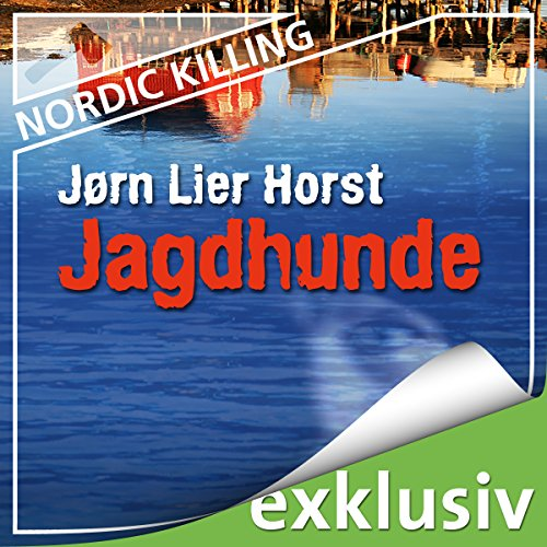 Jagdhunde (Nordic Killing) audiobook cover art