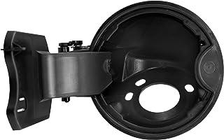 Cubierta de Tanque pr/áctica y Elegante Compatible con Suzuki GSXR 600750 1000 K1 2000-2003 Tapa de Gasolina de Combustible antioxidante con 2 Llaves Biuzi Tapa de Combustible