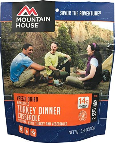 Mountain House Homestyle Turkey Dinner Casserole - 6 Pack