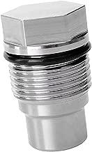 Dolity Stainless Steel Fuel Rail Plug For 07-12 Dodge 6.7L Cummins 04-10 GM Duramax