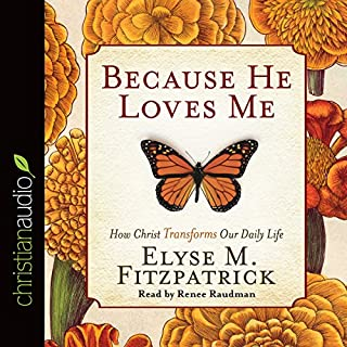 Because He Loves Me audiobook cover art