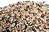 Wild-Rice-Gourmet-Blend-Black-Brown-and-Red-GMO-free-Premium-Quality (2 LB)