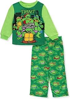 TMNT Little Boys' Toddler 2-Piece Pajamas