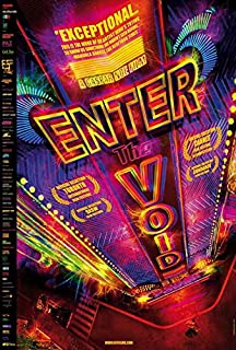 Enter the Void POSTER Movie (27 x 40 Inches - 69cm x 102cm) (2009) (Style B)