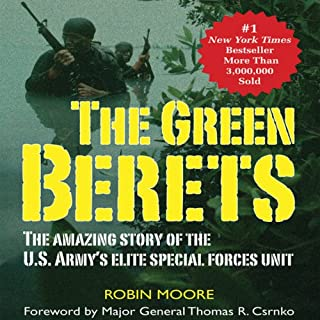 The Green Berets cover art