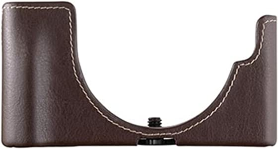 Canon eh31-fj       Leather Case for EOS M100  Brown...