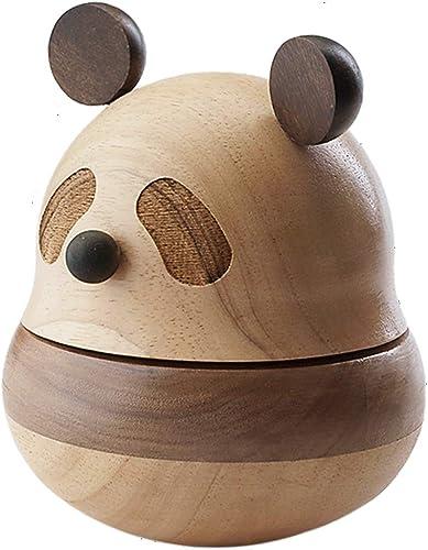 bienvenido a elegir Panda Caja de música Caja de música Regalo Regalo Regalo de cumpleaños Femenino Pareja de Niños Varias Personas Diseño Original Puede ser Letras (Color   B(Spirited Away))  garantizado