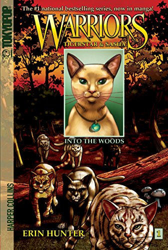 Warriors: Tigerstar and Sasha #1: Into the Woods (Warriors Graphic Novel) (English Edition)