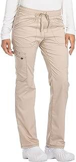 Essence DK106 Mid Rise Straight Leg Drawstring Pant