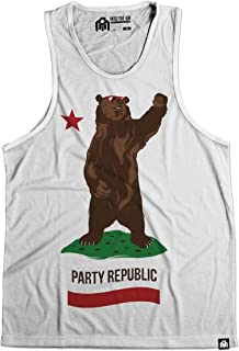 Men's Graphic Tank Top Sleeveless Shirts