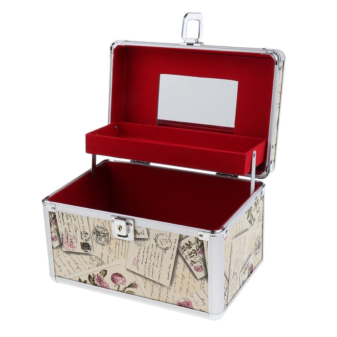 代わりのお肉覆すToygogo スーツケースとセットされる専門のの個々のまつげ延長完全な用具のキット