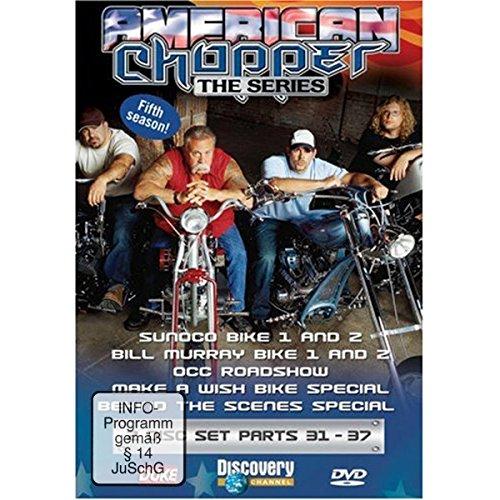 American Chopper Series 5 Parts 31 - 37 [DVD]