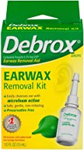 Debrox Earwax Removal Kit Value 3 Pack