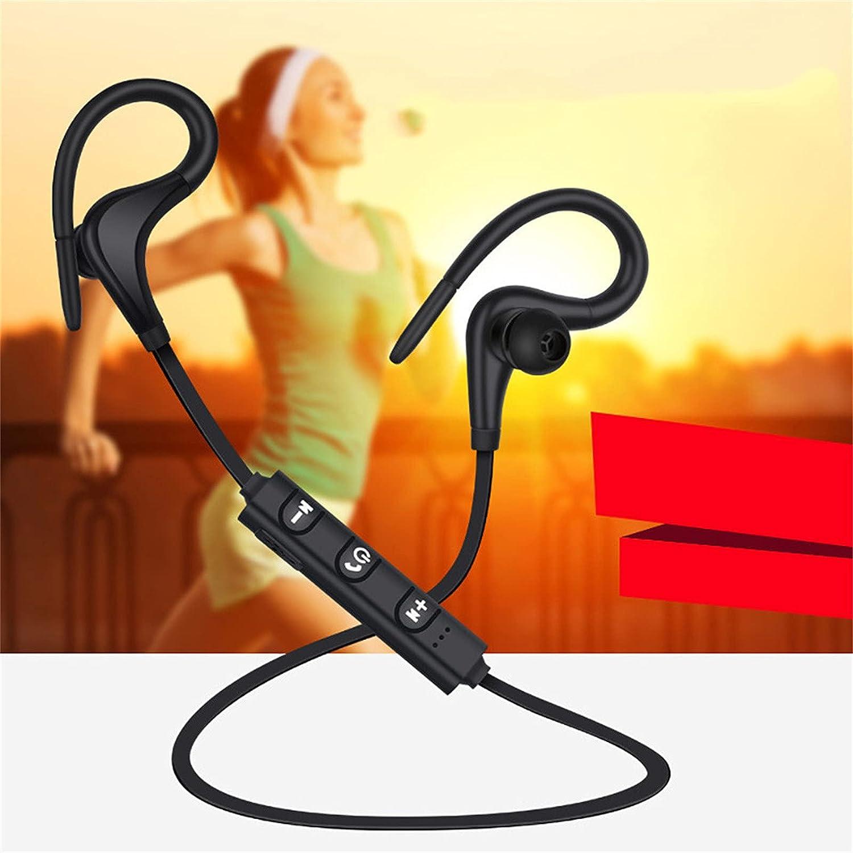 Wireless Earbuds Bluetooth Headphones, in Ear Headset Sport Stereo Earphone w/Mic, Powerful Sound, Business/Driving/Running