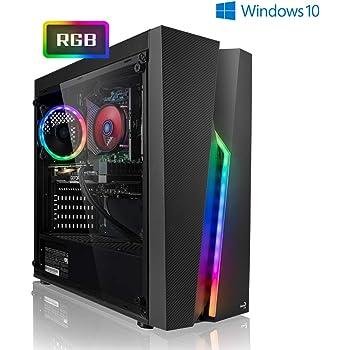Pack Gaming - Ordenador Gaming PC AMD Ryzen 5 2600 • 24