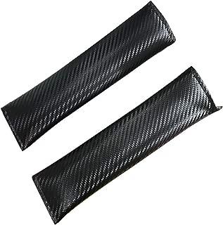8X-SPEED pour Ecosport /épaulettes de la Ceinture de s/écurit/é Tapis de Protection de Ceinture /épauli/ère Sangle de Ceinture de s/écurit/é Housse Doux Confortable Antid/érapant 2 pi/èces Rouge