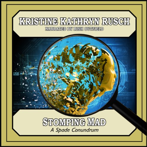 Stomping Mad audiobook cover art