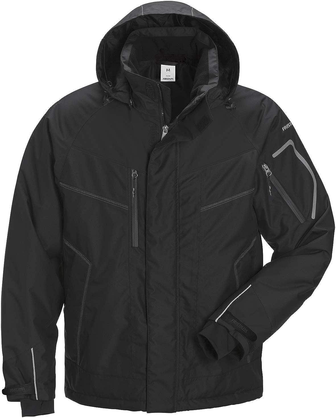 Fristads Workwear 115681 Mens Airtech Winter Jacket Black 5XL