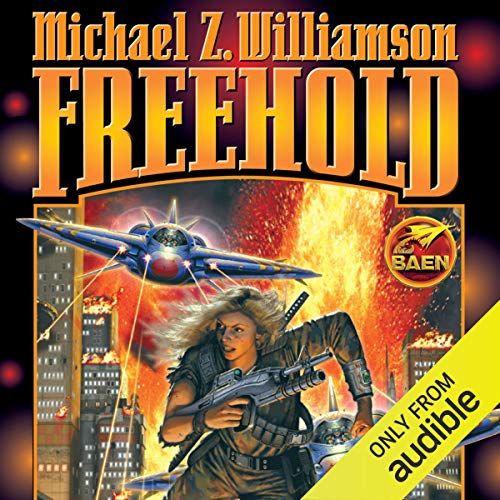 Freehold audiobook cover art
