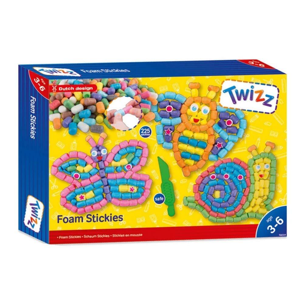 Twizz 68004 Foam Maize, Multi-Colour