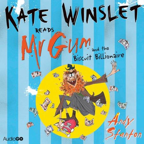 Couverture de Mr Gum and the Biscuit Billionaire
